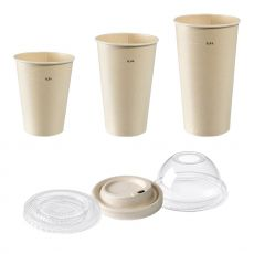 Trinkbecher Bagasse Breeze Cup